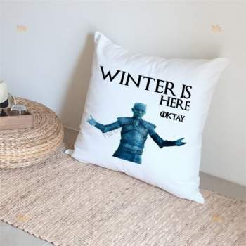 Hediyelen - Winter Is Here Yastık