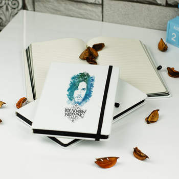 Hediyelen - You Know Nothing Defter