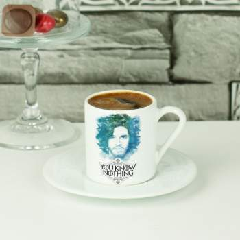 Hediyelen - You Know Nothing Kahve Fincanı