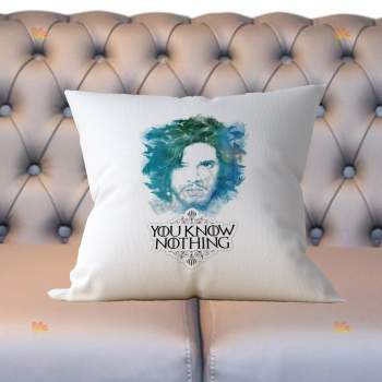 Hediyelen - You Know Nothing Yastık